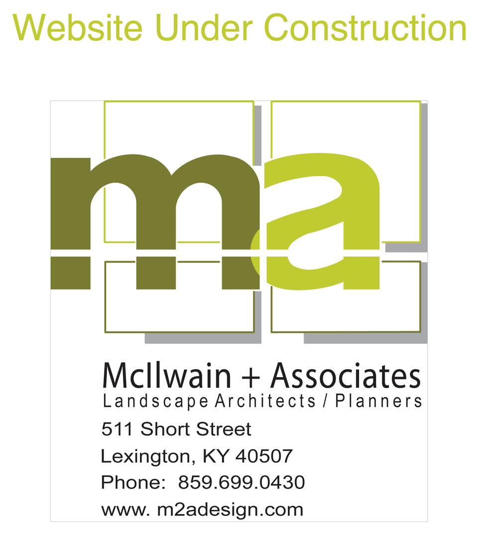 McIllwain Website - Under Construction